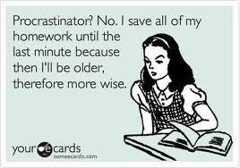 5 Tips On How To Avoid Procrastination (2/2)