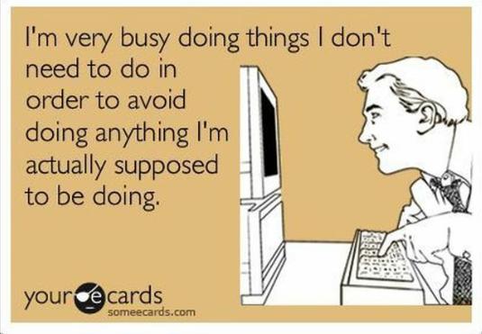 5 Tips On How To Avoid Procrastination (1/2)